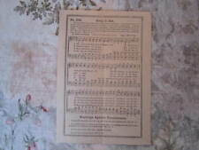 Anti-Alcohol Song KEEP IT OUT M. Homer Cummings Prohibition Temperance Booze