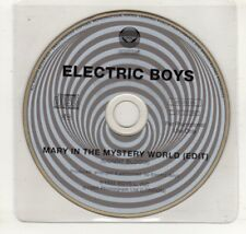 (HN591) Electric Boys, Mary In The Mystery World - 1992 DJ CD