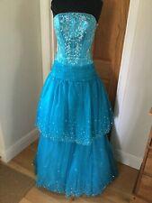 Beautiful Unusual 2 In 1 Dress NEW Size 8 See Pics