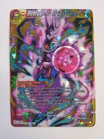 Beerus, No Holds Barred - Dragon Ball Super CCG NM/M BT8-112 SR