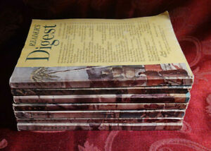Readers Digest Reading Copy Lot 1950 issues