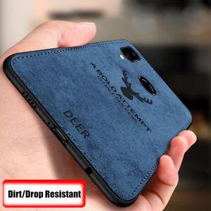 For Huawei P30 P20 Lite P30/20 Nova 3i Hybrid Soft Leather Case Matte Back Cover