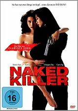 Naked Killer ( HK Action-Thriller )- Simon Yam, Chingmy Yau, Madoka Sugawara NEU