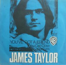 """7"""" 1970 RARE VG+++ ! JAMES TAYLOR : You´ve Got A Friend"""
