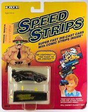 """Ertl Speed Strips Sir Lightning In """"The Toast To Mr Chicken"""" Car & Viewer 1990"""