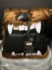 LG Pottery Barn Teen Star Wars CHEWBACCA Fur BEANBAG COVER EASTER Birthday NEW
