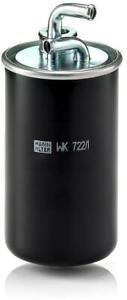 Mann-filter Fuel filter WK722/1 fits JEEP PATRIOT MK74 2.0 CRD 4x4
