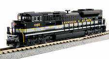 KATO 1768511 N SCALE NS SAVANNAH & ATLANTA HERITAGE SD70ACe #1065 176-8511