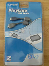 JOBLOT 12 x PlayLine link cable for GAME BOY ADVANCE GBA   brand new bnip bnisp