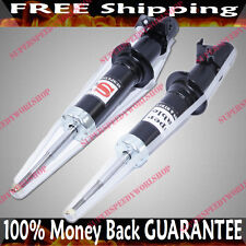 Black Front Right+Left Shock Absorber for 94- 01 Acura Intergra Excludes TYPE-R
