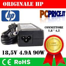 ALIMENTATORE ORIGINALE HP/COMPAQ PRESARIO DV6500 DV6600 DV6700 DV8000 DV9000 90W