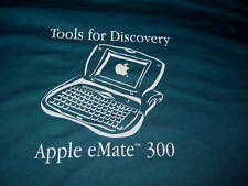 Rare APPLE eMate SHIRT Sz Adult XL Education Computer Trade Show Discovery HTF