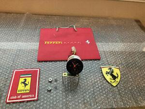 Ferrari 328- 208- 308- GT/4- GTB- GTS- Quartz Clock Oem Part in working Order .