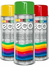 Water Based Spray Paint 28 Different Colours Deco Color Eco Revolution 400ml