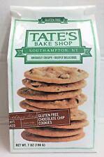 Tate's Bake Shop South Hampton NY Crispy Gluten Free Chooclate Chip Cookie Tates