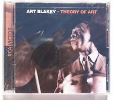 SEALED Art Blakey & the Jazz Messengers - Theory of Art - 1957 CD NEW