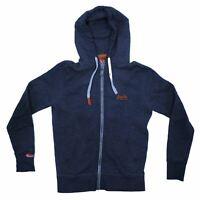 Superdry Men's Hoodie S Colour:  Grey