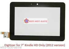 Touch Glass Screen Digitizer Replacement for Amazon Kindle Fire HD 7 X43Z60 2012