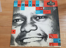 Fats Domino Fat's Domino Rock And Rollin' Vinyl LP UK London 1st press Nice