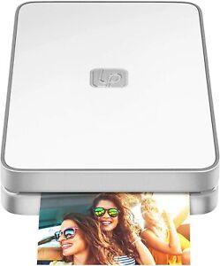 "Lifeprint Photo video printer Zink Instant Pocket 2""x3"" Mobile + FREE Shots UK"