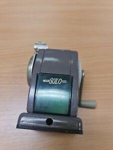 Vintage Velos Solo 555 Pencil Sharpener #632