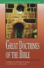 Great Doctrines of the Bible: 10 Studies for Indiv