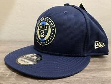 New Era Philadelphia Union On Field 9FIFTY Snapback Cap NWT MLS
