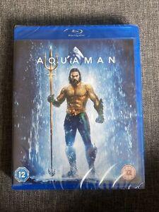 Aquaman NEW SEALED BLU RAY