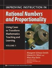 Improving Instruction In Rational Numbers and Proportionality: Using Cases to Tr