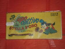 ALBI TASCABILI di TOPOLINO-STRISCIA N° 143-b-prima 1° SERIE originale del 1951