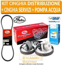 Kit Cinghia Distribuzione + Pompa Acqua + Servizi FIAT 500 1.2 51 KW 69CV