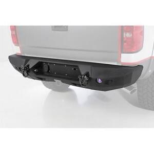 Smittybilt M1 614822 Rear Bumper 2014-2015 FOR Chevy Silverado 1500