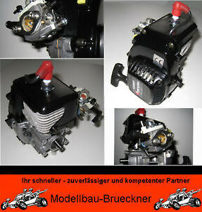 Zenoah Motor G 260/04 26ccm Benzinmotor für FG Marder Beetle Carson