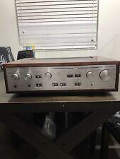 luxman integrated amplifier