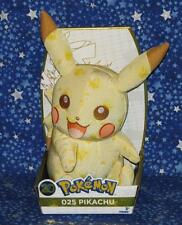 Pikachu 20th Anniversary Large Exclusive Pokemon Plush Doll Toy by Tomy USA 2016