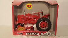 Ertl McCormick Farmall H 1/16 & 1/64 diecast farm tractor replica collectible