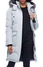 New ListingMoose Knuckles Women Hooded Down Parka Small Size[Limited Ver/New]