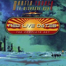 Martin Turner - New Live Dates