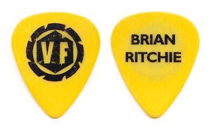 Violent Femmes Brian Ritchie Signature Yellow Guitar Pick  - 1990s Tours