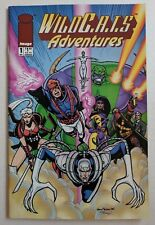 Wildcats Adventures #1 Image Comic 1994 WildC.A.T.s Jim Lee Centerfold Wildstorm