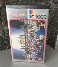 VINTAGE# HEYE PUZZLE 1000PCS# BLACHON KNOCK OUT #NIB FACTORY SEALED