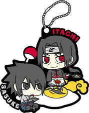 Naruto Sasuke Special Sasuke and Itachi Rubber Key 00006000  Chain