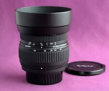 Sigma AF 18-50mm f/3.5-5.6 DC Zoom Lens NIKON AFD fit Superb 1913F