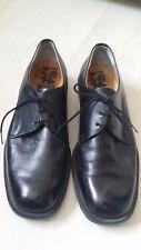 Schwarze schicke Herrenschuhe Continental Größe 42