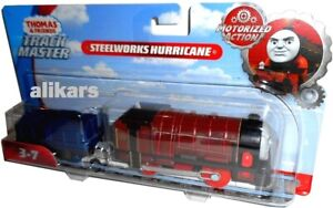 Steelworks Hurricane - Trackmaster Tank Engine Thomas Friends Fisher Motorised