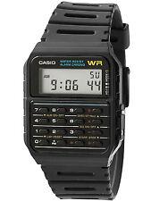 Casio Men's CA53W-1 Twincept Databank Ani-Digi Resin Watch
