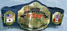 ECW/FTW World Championship Heavyweight Wrestling Title Replica Championship Belt