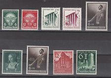 Deutsches Reich, Posten aus Nr. 689-715, postfrisch
