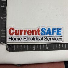 Electric CURRENT SAFE CURRENTSAFE HOME ELECTRICAL SERVICES Patch 07U