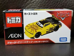 DISNEY PIXAR CARS TAKARA TOMY AEON LEAK LESS GEORGE NEW-WIN 1/64 SAVE 6%